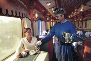 luxury dining in indian maharaja